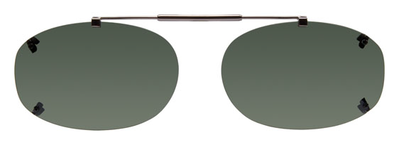 Visionaries Rimless grey polarized XLO