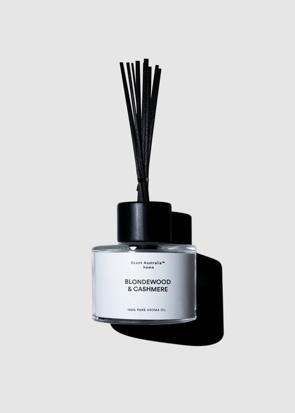 Blondewood & Cashmere Reed Diffuser (200ml)