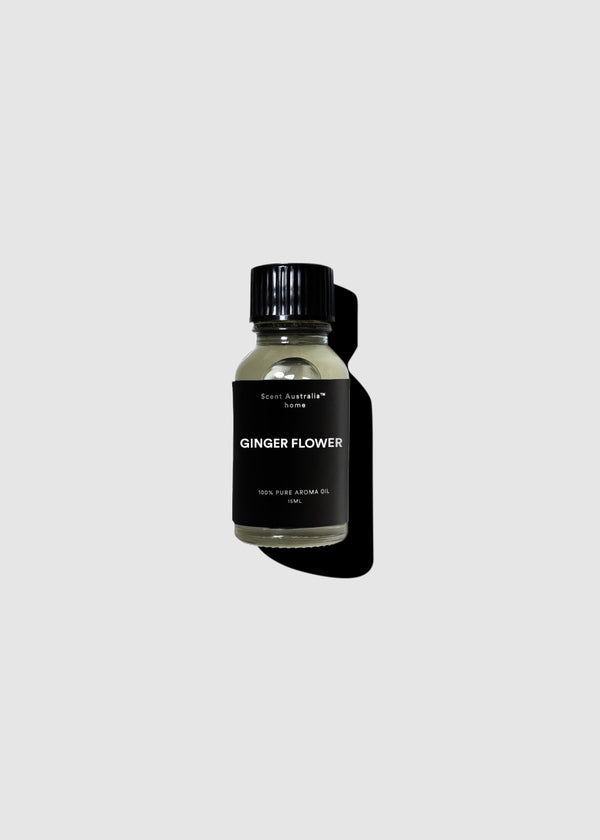 Ginger Flower Oil (15ml)