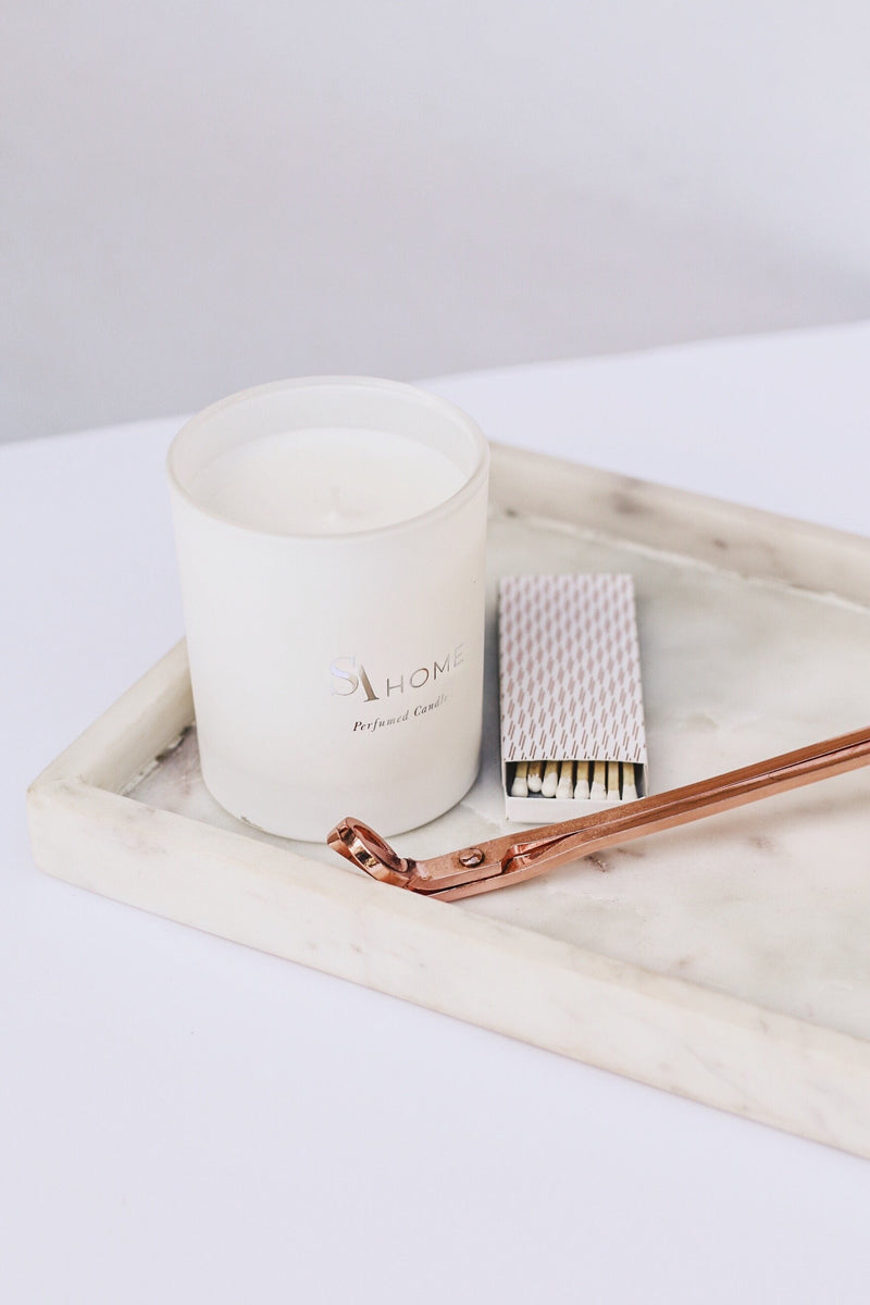 Japanese Honeysuckle Fragrance Pure Soy Candle