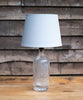 "A ""R. Douglas LTD"" vintage soda siphon bottle table lamp"