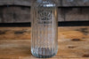 "A ""St Abban's gold metals table waters Mackintosh & Co LTD"" vintage soda siphon bottle table lamp"