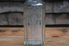 "A ""T & R. Smiths"" vintage soda siphon bottle table lamp"