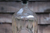 "A ""Aerowata LTD"" vintage soda siphon bottle table lamp"