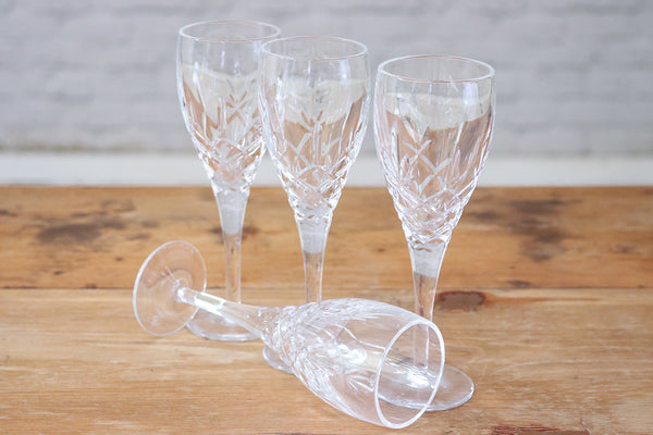 Sherry glasses (Set of 4)
