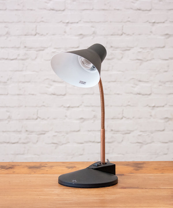 Black Copper Desk Lamp