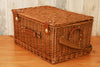Large Rattan Picnic Basket (4 Person)