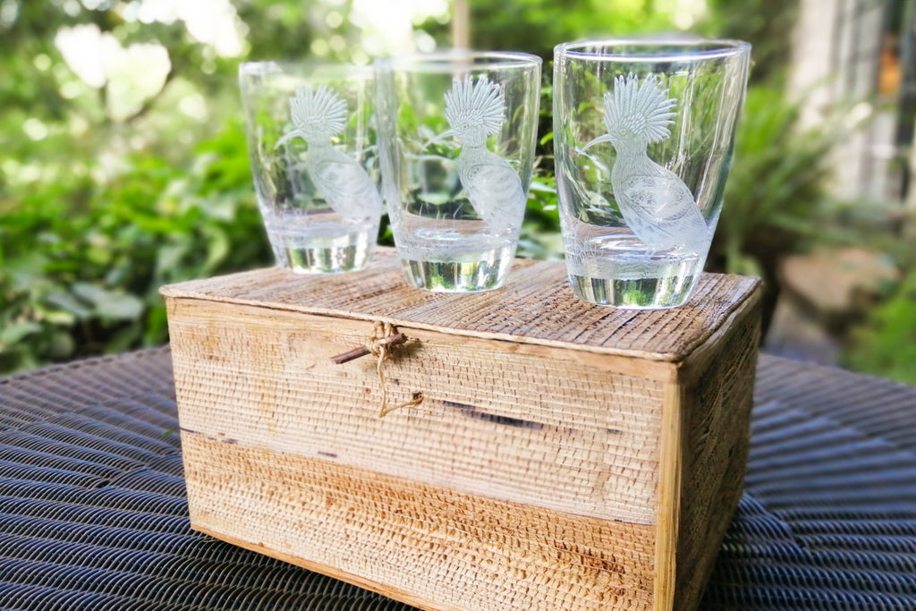 Engraved Whiskey tumblers (Set of 6)