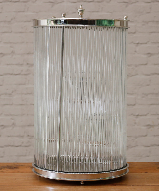 Glass Rods Table Lamp