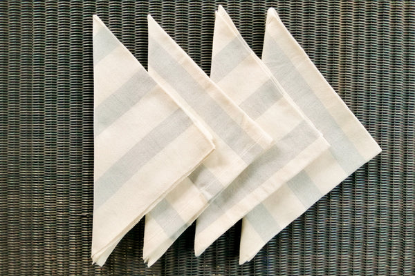The Nyota Napkin - Grey