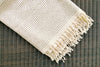 Sungura blanket  plain white