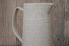 White Pattern Jug