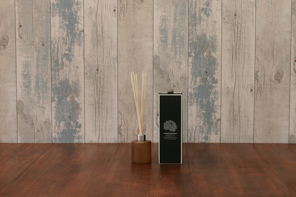 'White Flower' Diffuser Set