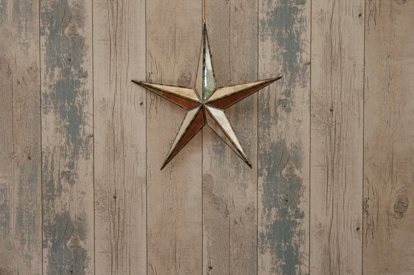 Mirror Star Ornament