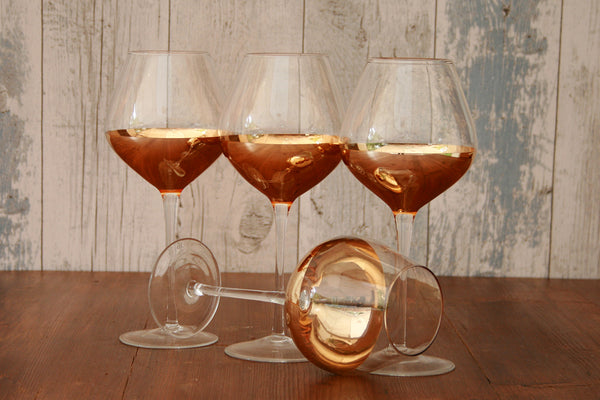 Copper Water Glass