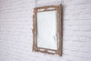 A very beautiful (if somewhat damaged) antique French mirror