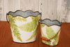 Fern Leaf Buckets