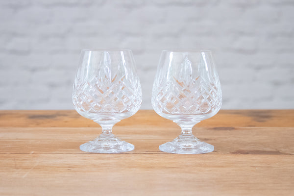 Brandy Balloon Glasses ( Set of 2 )