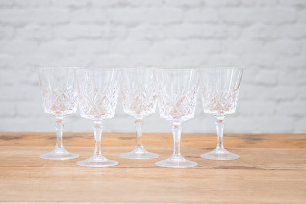 Sherry glasses (Set of 5)