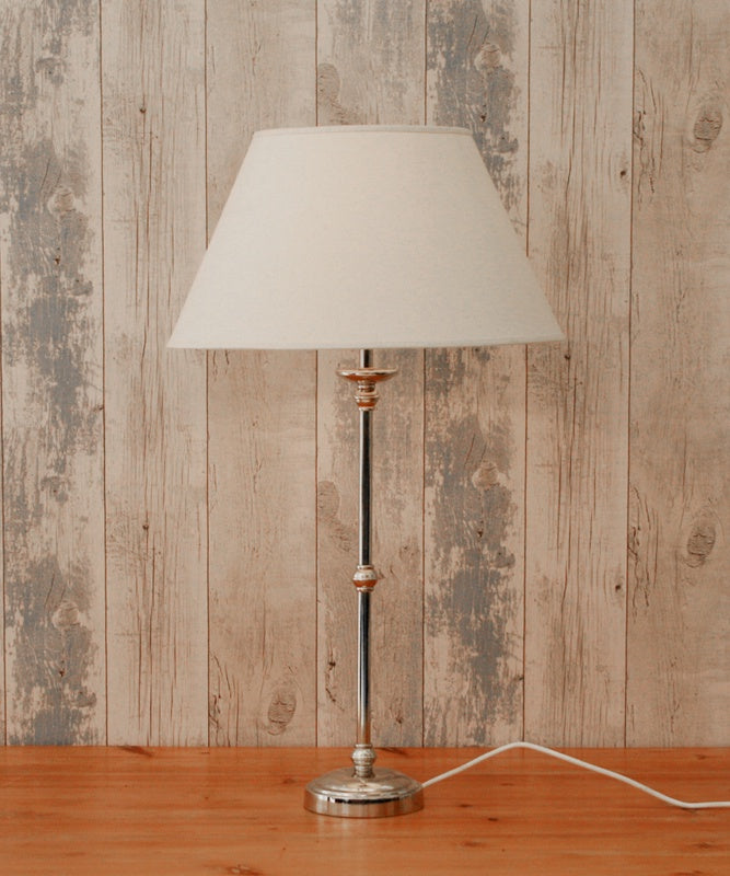 Slender Lamp with  Shade