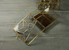Bequai Star Box - Antique Brass - Small