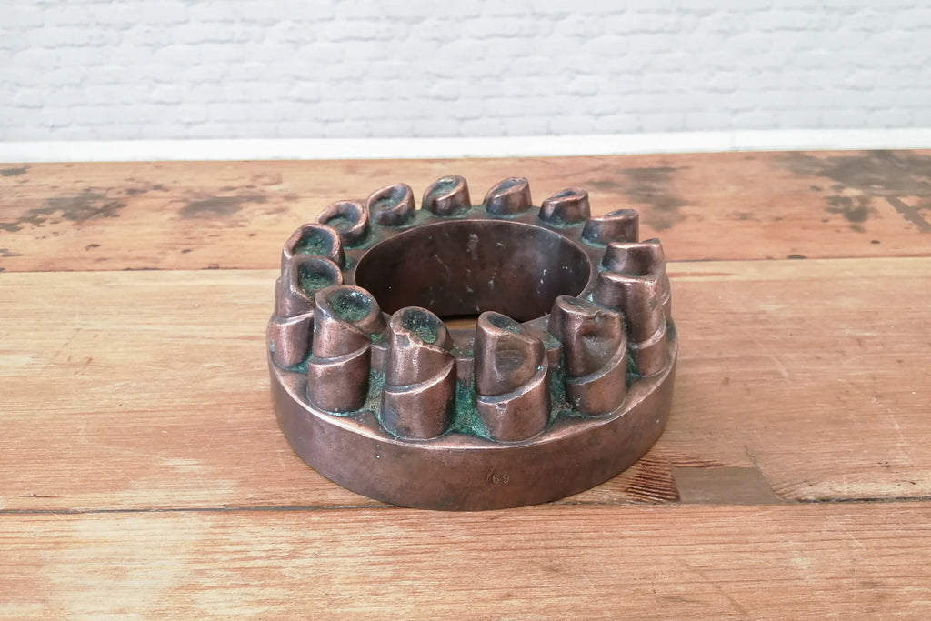 Antique French Copper mould