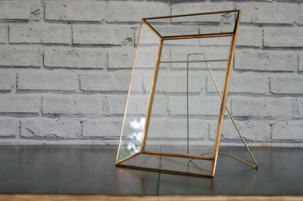 8*10 Brass Photoframe