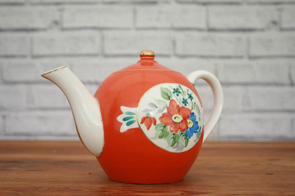 1950s Vintage Turkish Tea pot