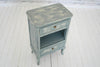 Vintage French bedside tables