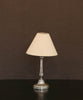 Vintage silver Plated Table Lamp