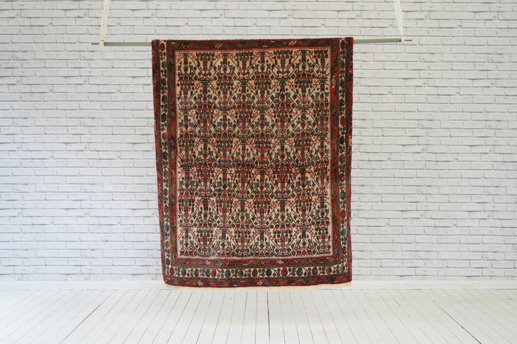Persian Abadeh Carpet