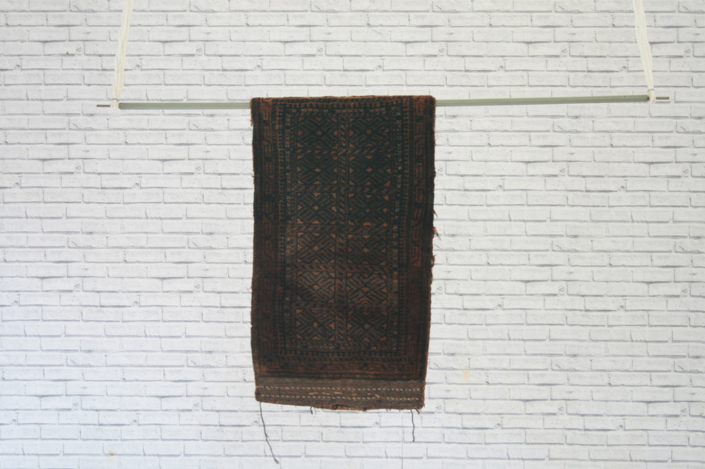 A Baluch hold-all Bag / Rug