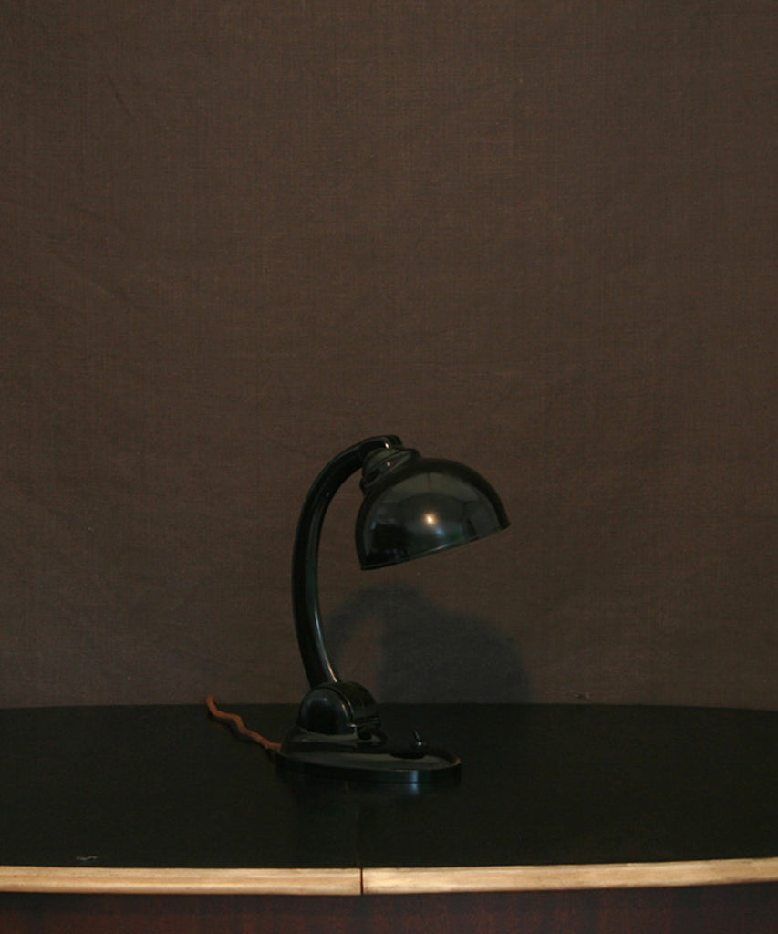 1930s Bakelite table lamp by E.K.Cole