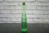 Recycled Light Green Glass Bottle