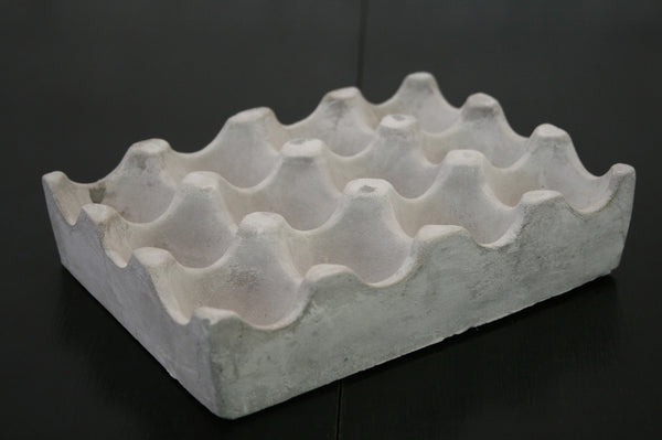 Cement Egg Tray