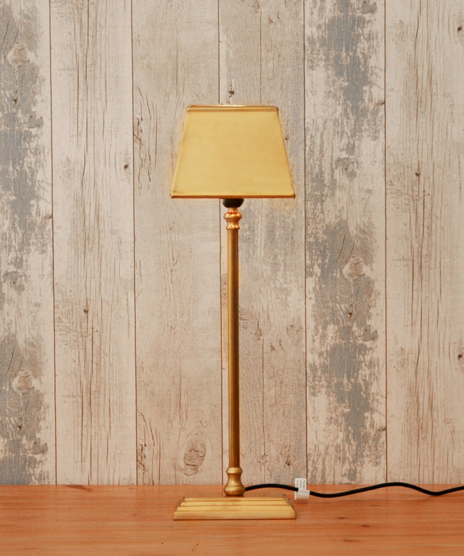 Antique Style Brass Lamp