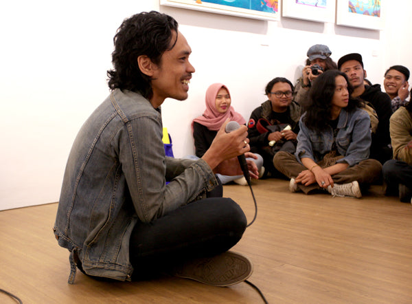 Riandy Karuniawan - Sathar Vol. 1: Past Artist Talk