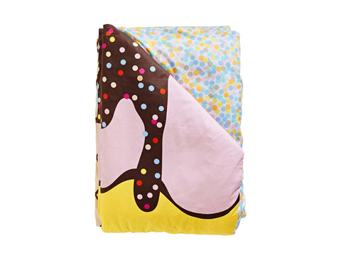 Triple Sundae Single Bed Duvet Set