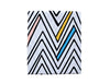 Zig Zag fitted sheet