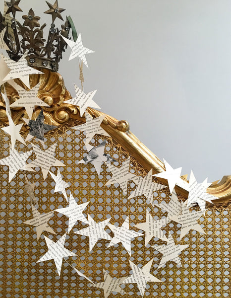 Paper Dreams : Star Garland