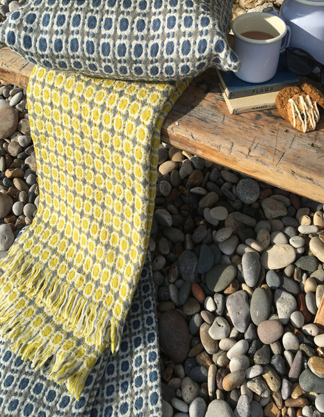 Corona Blanket - Citrus Yellow