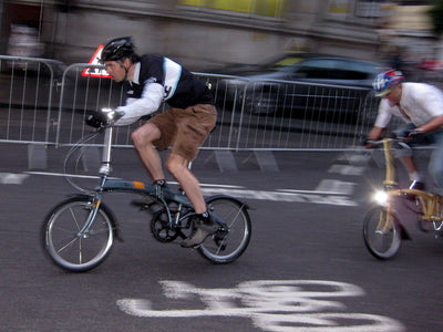 Big Wheels vs Small Wheels: Is a Folding Bike's performance affected by having smaller wheels?