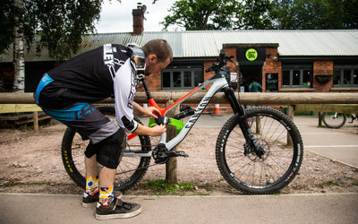 How to Avoid Theft At Bike Parks and Trail Centres.