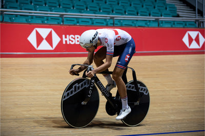 The HB.T: The F1 bike of track cycling?