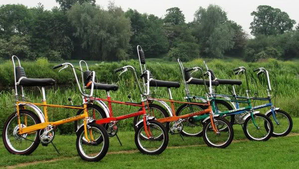 50 years of the Raleigh Chopper