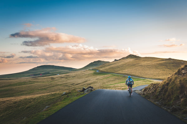 Cycling Scotland: The best routes for cycling tours.