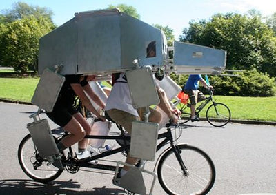12 Fancy Dress Costume ideas for you and your bike