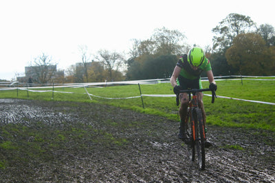 Cyclo-Cross: Litelok at Round 8 of the Welsh Cyclo-Cross series in Swansea