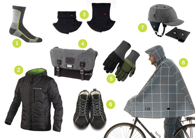 Eight Essential Cycling Gifts for Commuters
