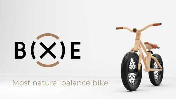 Bixie - Eco-friendly balance bike